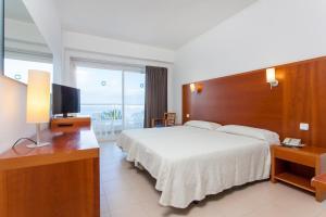 Cama o camas de una habitación en Ibiza Playa