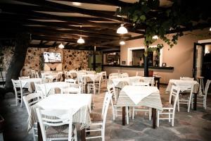 Εστιατόριο ή άλλο μέρος για φαγητό στο Green Sea Apartments