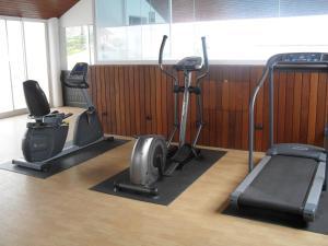 Gimnasio o instalaciones de fitness de Hotel Talisman
