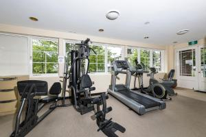 The fitness center and/or fitness facilities at The Sebel Bowral Heritage Park