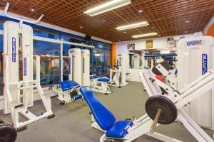 Gimnasio o instalaciones de fitness de Ibiza Playa