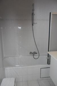 Ein Badezimmer in der Unterkunft Residence Scorpio