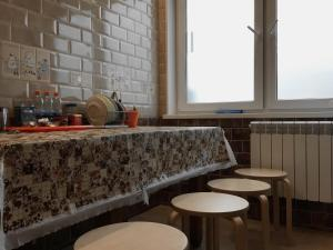A restaurant or other place to eat at Apartment K-42