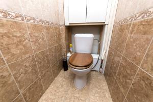 """Ванная комната в Отель """"Войковский"""""""
