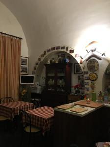 Hall o reception di Bed and Breakfast Araba Fenice