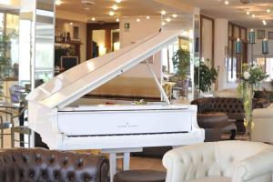 Vstupní hala nebo recepce v ubytování Hotel Excelsior