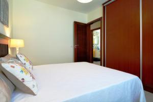 Cama o camas de una habitación en Apartment BellaVista