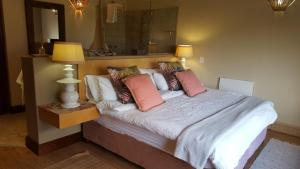 A bed or beds in a room at Grande Vista