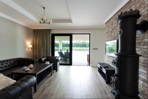 Posedenie v ubytovaní GolfBay Villa