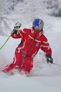 Tiroler Hasenhöhle im Winter