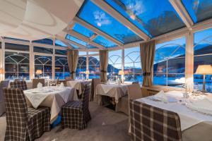 Ресторан / где поесть в Alpenheim Charming & Spa Hotel