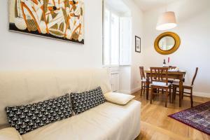 Zona de estar de San Marco Suite Center