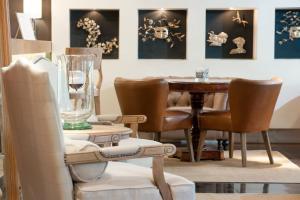 Εστιατόριο ή άλλο μέρος για φαγητό στο Sea View Hotel