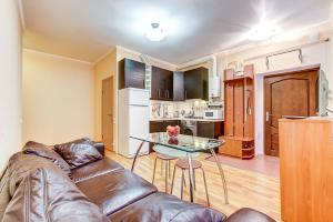 Гостиная зона в Welcome Home Apartments Nevskiy 82