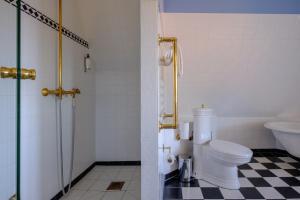 Et badeværelse på Zleep Hotel Prindsen Roskilde