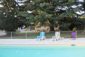 Piscine de l'établissement Bella Simonetta ou située à proximité