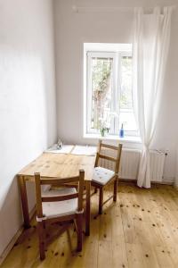 Jídelna v ubytování v soukromí