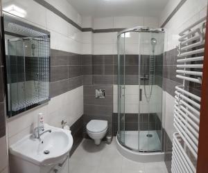 A bathroom at Willa Adonis