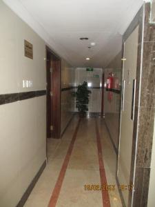 O saguão ou recepção de Masat Al Mohand Al Rouda