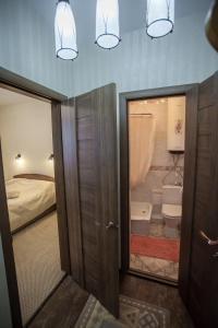 Ванная комната в Отель Горлица