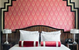 Un ou plusieurs lits dans un hébergement de l'établissement Walker Hotel Greenwich Village