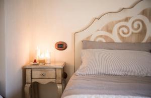 Letto o letti in una camera di Savito Guest House