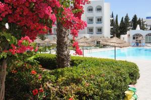 The swimming pool at or near Hotel Menara