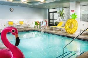 The swimming pool at or near Staypineapple, The Maxwell Hotel, Seattle Center Seattle