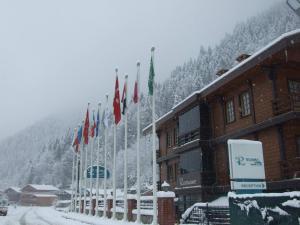 فندق وسبا رويال أوزونغول خلال فصل الشتاء