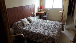 Cama o camas de una habitación en Apartamento Cristina