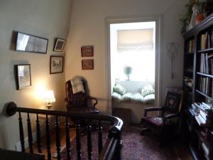 A seating area at Hillard House Inn