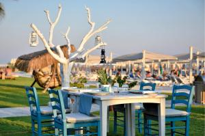 A restaurant or other place to eat at Regnum Carya