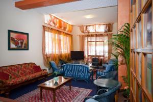 Area soggiorno di Hotel Bettina