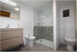 Un baño de Casa Rural Xixa Landetxea