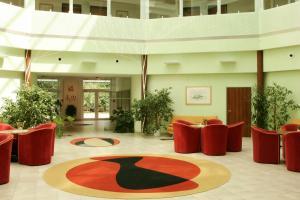 Lobby/Rezeption in der Unterkunft Hotel GIP