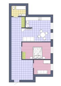 Планировка Welcome Home Apartments Nevsky 54/3