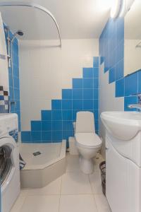 Ванная комната в Апартаменты на Куйбышева 23 #3