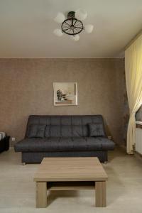 Гостиная зона в Апартаменты Космос на Морозова