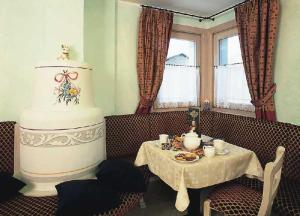 Restaurace v ubytování Al Chestelet
