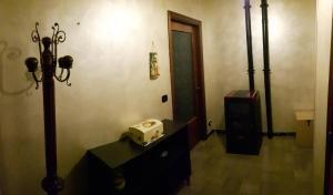 A bathroom at B&B Donatella