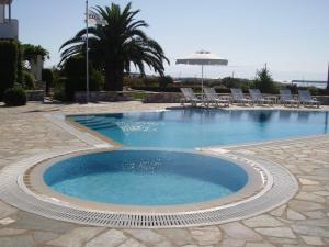 Πισίνα στο ή κοντά στο Elizabeth