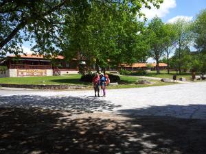Biking at or in the surroundings of Complejo La Cabaña