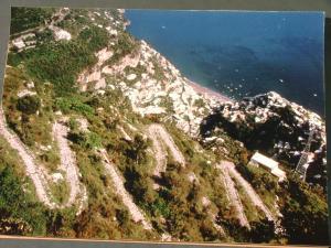 Vista aerea di Agriturismo La Ginestra