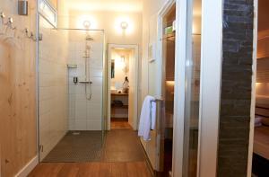 Een badkamer bij relactive-mosel Feriendomizil