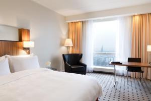 Letto o letti in una camera di Radisson Blu Scandinavia Hotel, Copenhagen