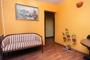 Гостиная зона в Voyage-Butovo