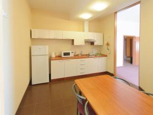 Кухня или мини-кухня в Апарт-отель