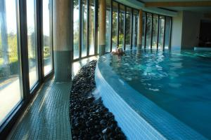 The swimming pool at or near The Cornwall Hotel Spa & Lodges