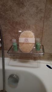 Ένα μπάνιο στο Ξενώνας Γιογκαράκης