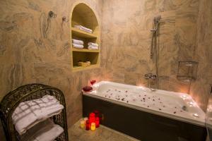 Un baño de Uchisar Kaya Otel